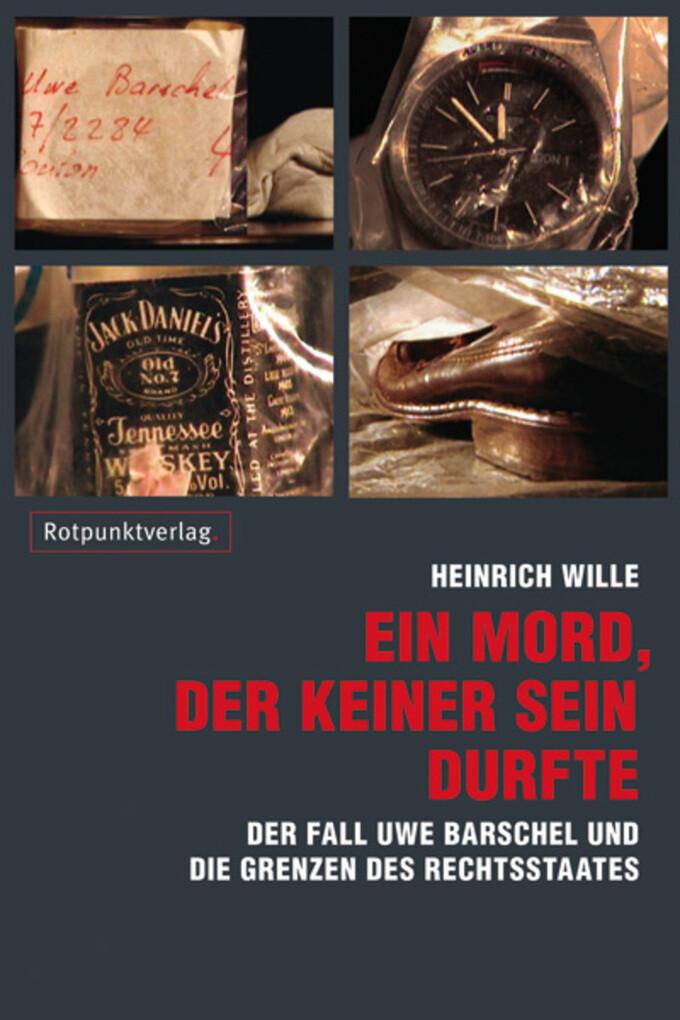 Ein Mord, der keiner sein durfte als eBook von Heinrich Wille
