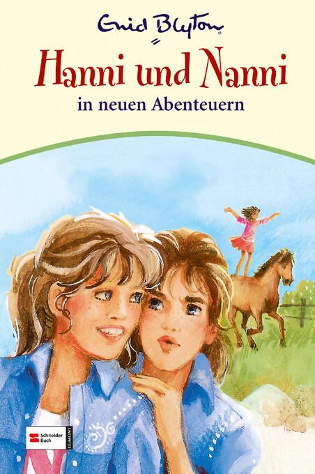 Hanni & Nanni, Band 03 als eBook von Enid Blyton