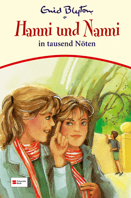 Hanni & Nanni, Band 08 als eBook von Enid Blyton