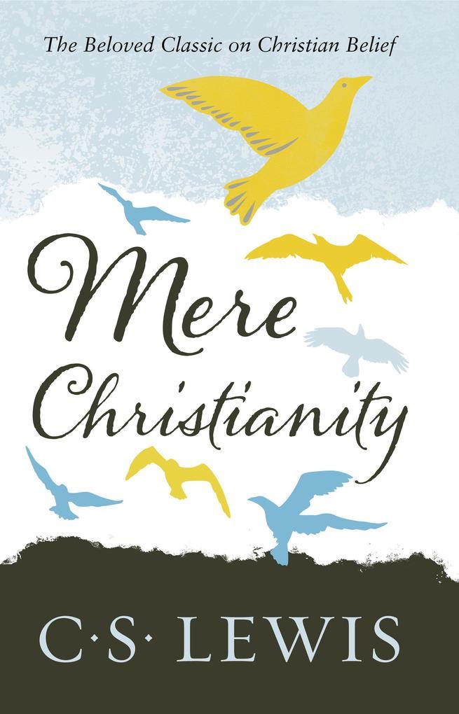 Mere Christianity als Taschenbuch