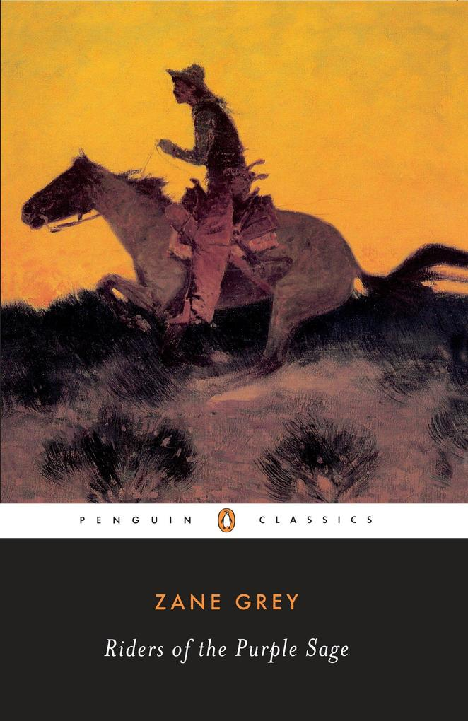 The Riders of the Purple Sage als Taschenbuch
