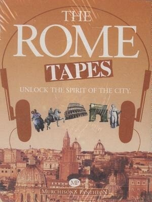 The Rome Tapes als Hörbuch