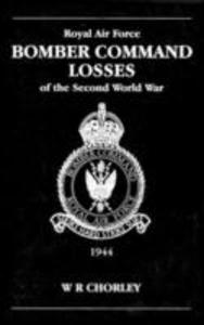 RAF Bomber Command Losses of the Second World War als Taschenbuch