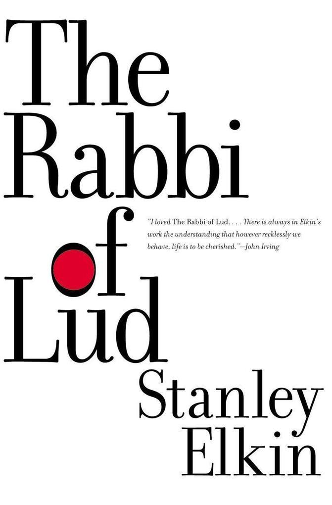 Rabbi of Lud als Taschenbuch