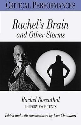 Rachel's Brain and Other Storms als Taschenbuch
