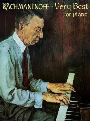 Rachmaninoff - Very Best for Piano als Taschenbuch