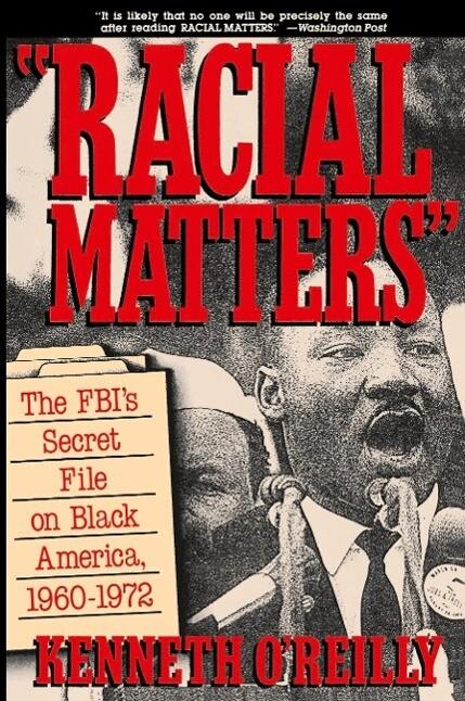 Racial Matters als Taschenbuch