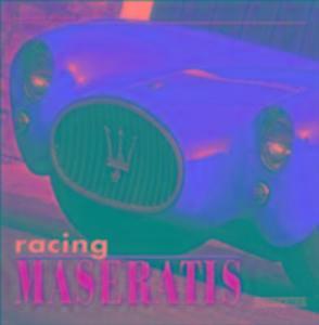 Racing Maseratis als Buch