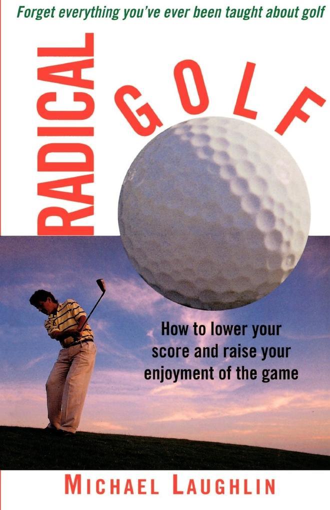 Radical Golf als Taschenbuch