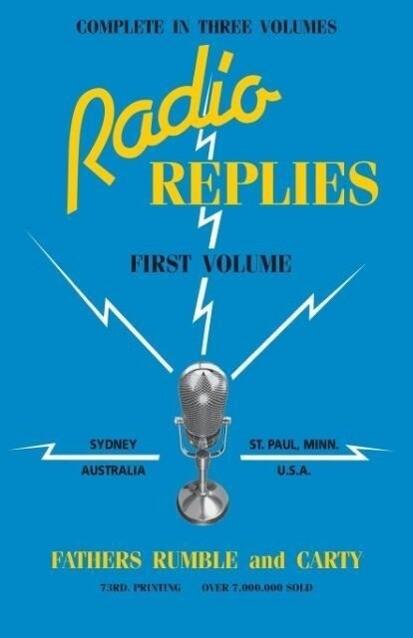 Radio Replies als Taschenbuch