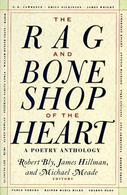 The Rag and Bone Shop of the Heart: Poetry Anthology, a als Taschenbuch