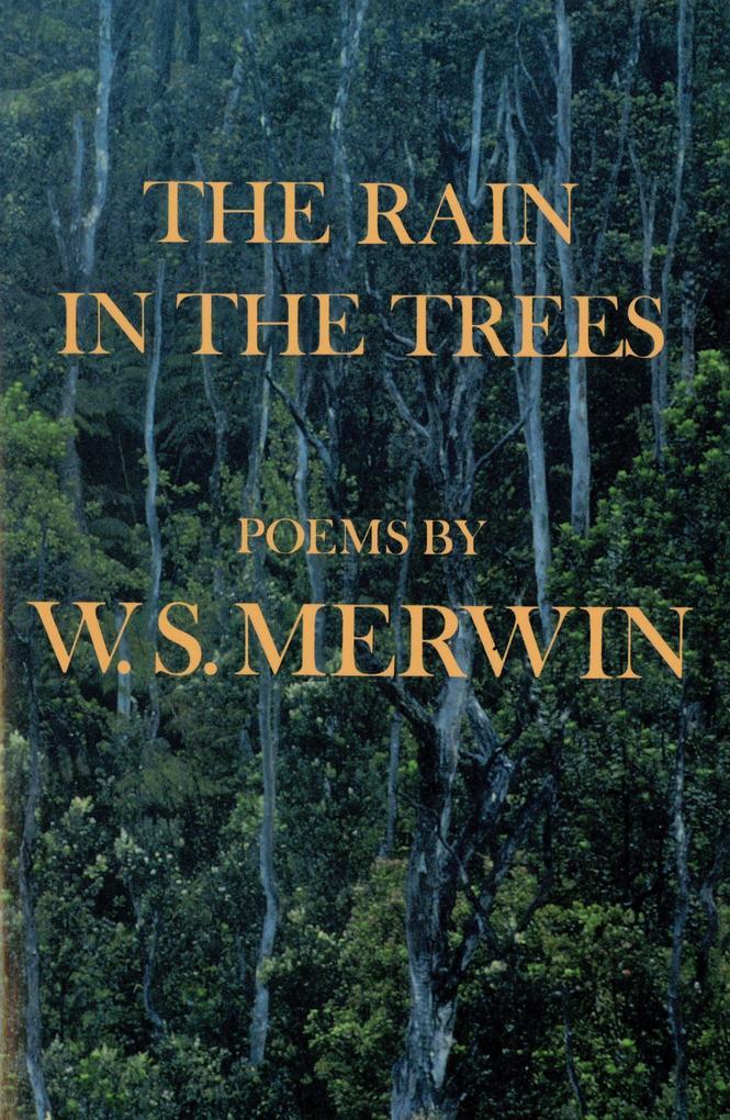 The Rain in the Trees als Taschenbuch