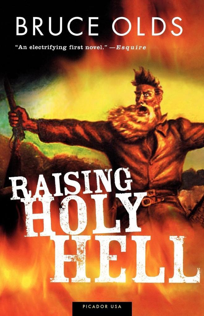 Raising Holy Hell als Taschenbuch