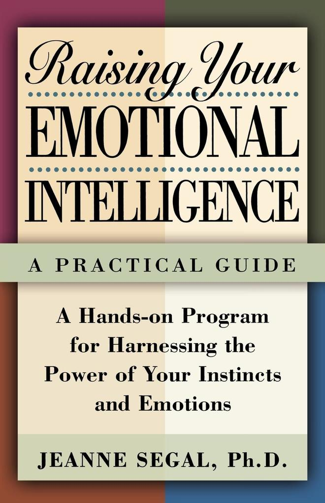 Raising Your Emotional Intelligence als Taschenbuch