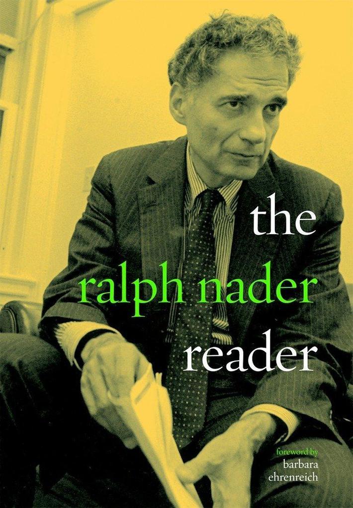 The Ralph Nader Reader als Taschenbuch