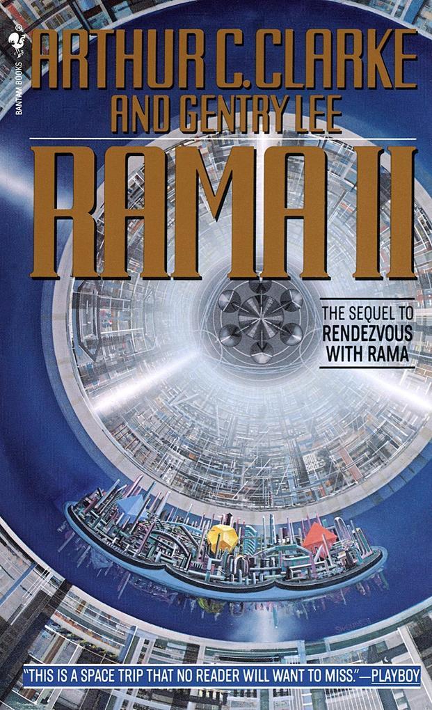 Rama II als Taschenbuch