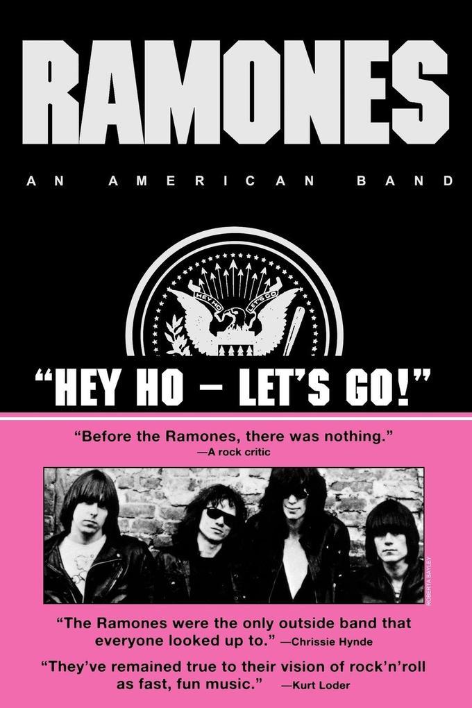 Ramones als Taschenbuch