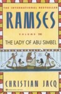 The Lady of Abu Simbel als Taschenbuch