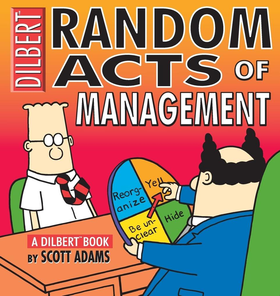 Random Acts of Management als Buch