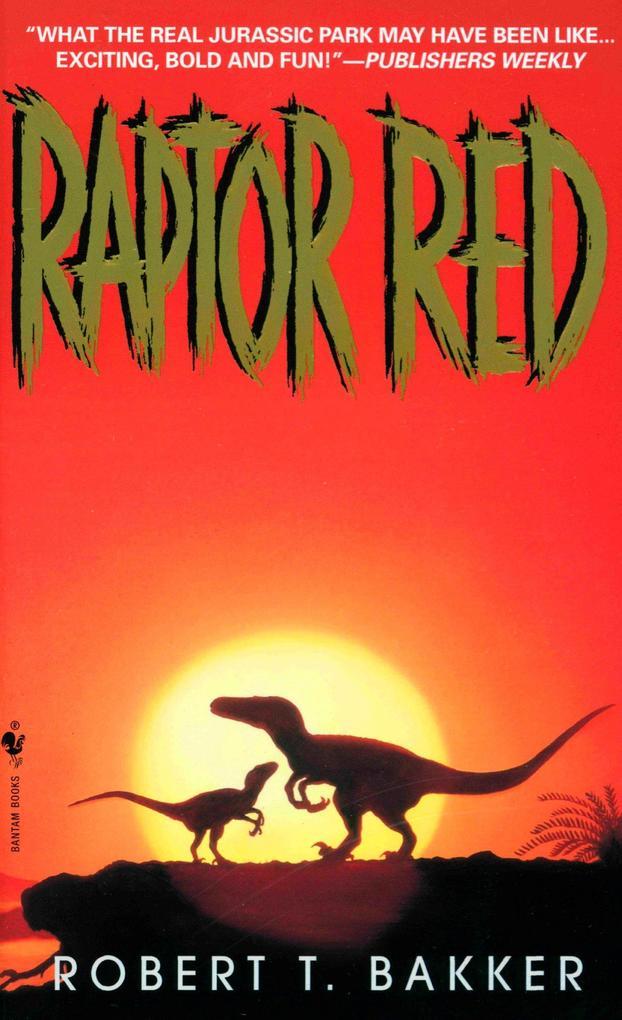Raptor Red als Taschenbuch