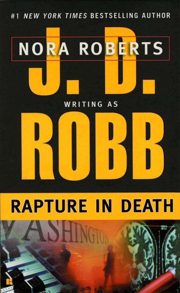Rapture in Death als Taschenbuch