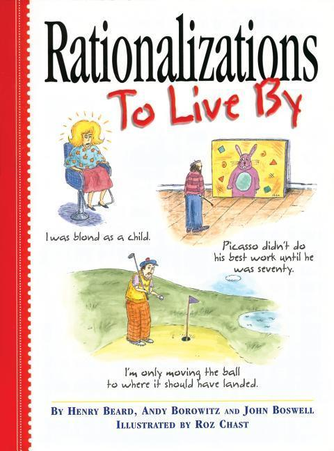 Rationalizations to Live by als Taschenbuch