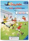 Leserabe 17. Lesestufen 2. Fußballgeschichten