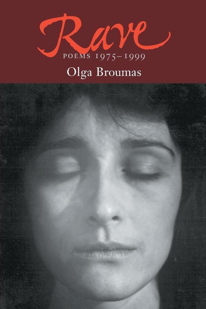Rave: Poems, 1975-1998 als Taschenbuch
