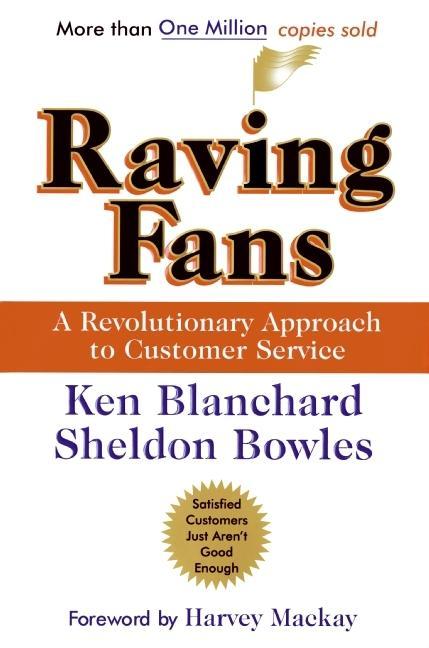 Raving Fans als Buch
