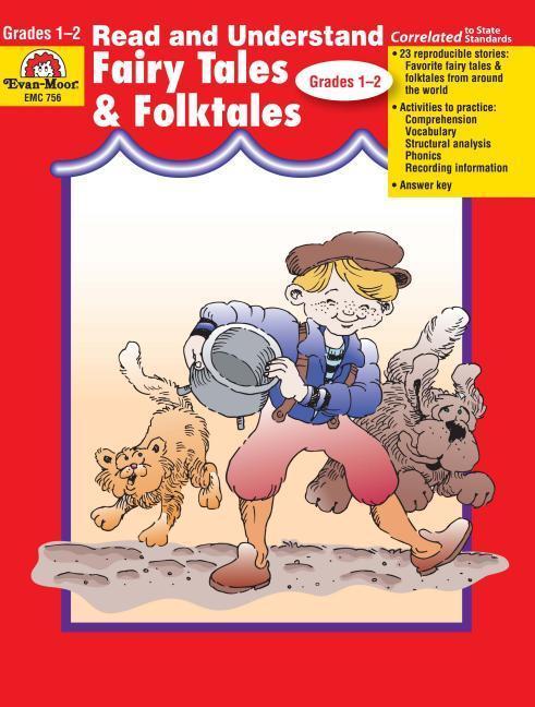 Read & Understand Fairy Tales Folktales als Taschenbuch