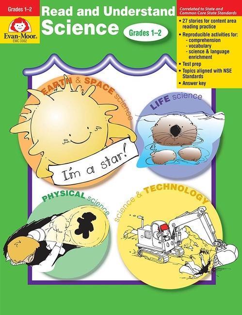 Read & Understand Science Grades 1-2 als Taschenbuch