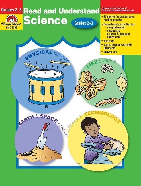 Read & Understand Science Grades 2-3 als Taschenbuch