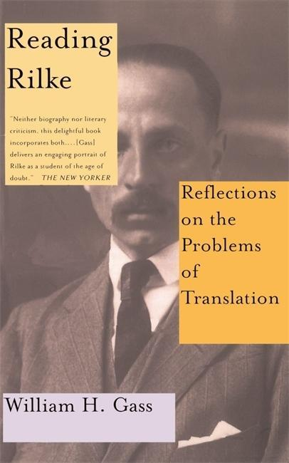 Reading Rilke Reflections on the Problems of Translations als Taschenbuch