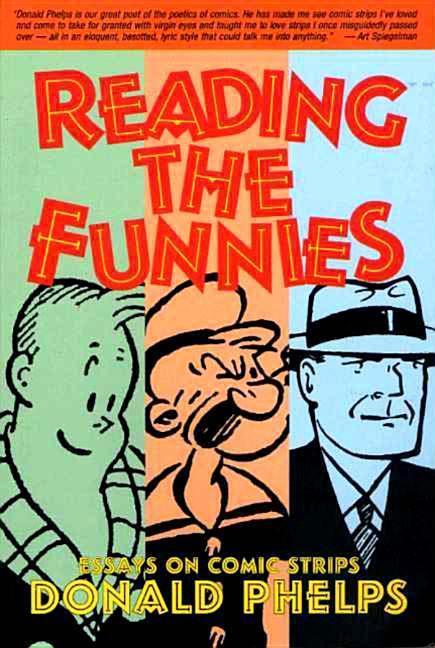 Reading the Funnies als Taschenbuch