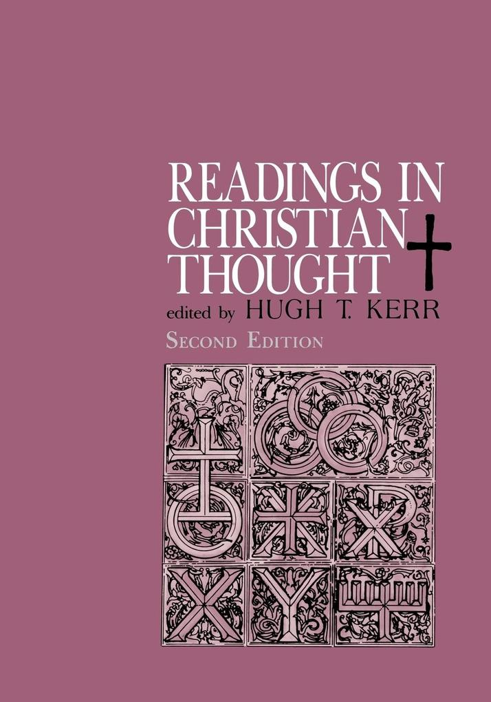 Readings in Christian Thought (Second Edition) als Taschenbuch