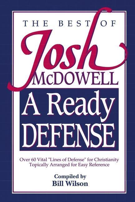 A Ready Defense: The Best of Josh McDowell als Taschenbuch