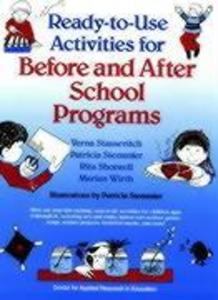 Ready-To-Use Activities for Before and After School Programs als Taschenbuch