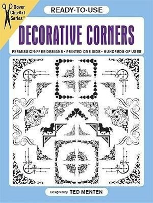 Ready-To-Use Decorative Corners als Taschenbuch