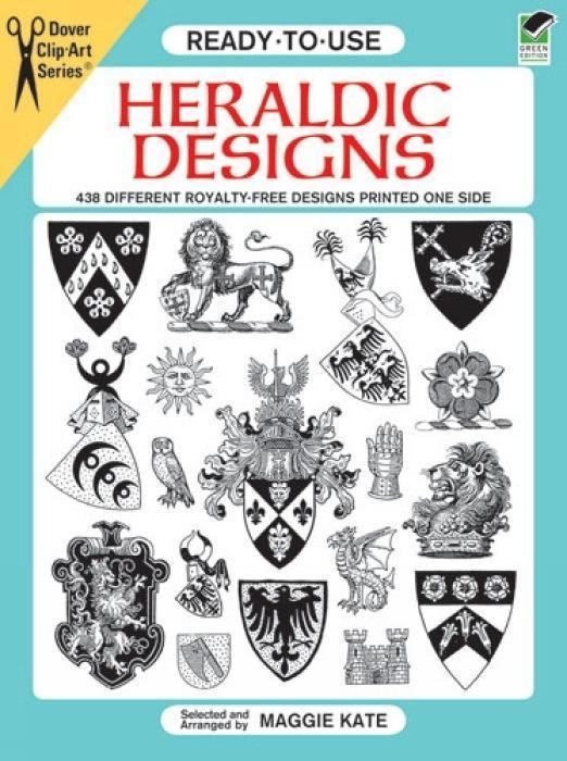 Ready-To-Use Heraldic Designs als Taschenbuch