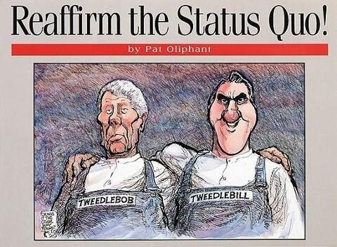 Reaffirm the Status Quo! als Taschenbuch
