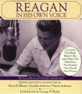 Reagan in His Own Voice als Hörbuch