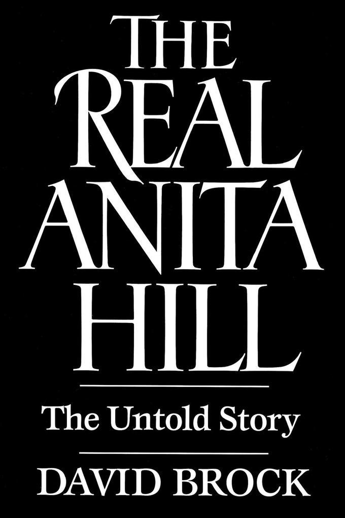The Real Anita Hill als Taschenbuch