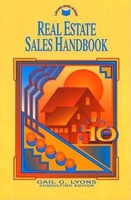 Real Estate Sales Handbook als Taschenbuch