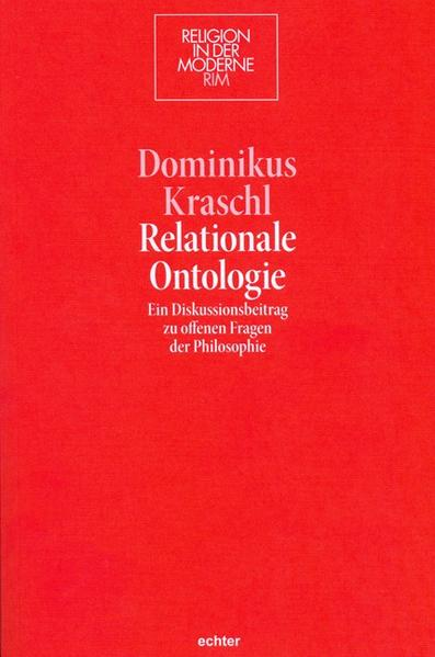 Relationale Ontologie als Buch