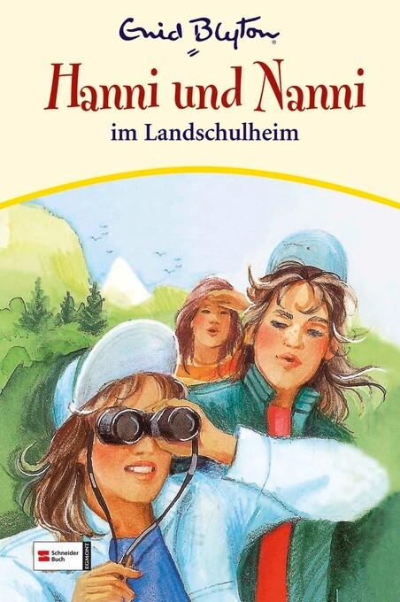 Hanni & Nanni, Band 15 als eBook von Enid Blyton