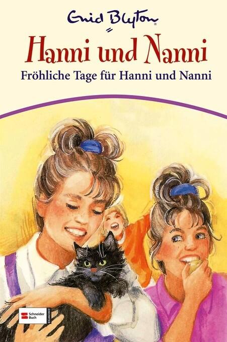 Hanni & Nanni, Band 13 als eBook von Enid Blyton