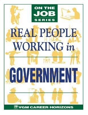 Real People Working in Government als Taschenbuch