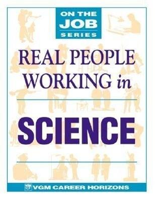 Real People Working in Science als Taschenbuch