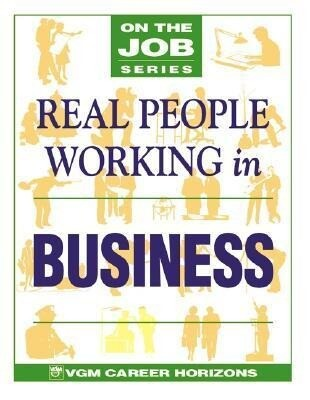 Real People Working in Business als Taschenbuch