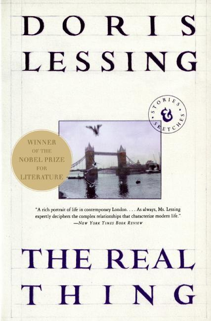 The Real Thing: Stories and Sketches als Taschenbuch